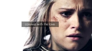 Bellamy & Clarke-  Careless with this love (+3x15)
