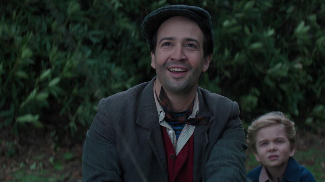 Trailer för Mary Poppins kommer tillbaka