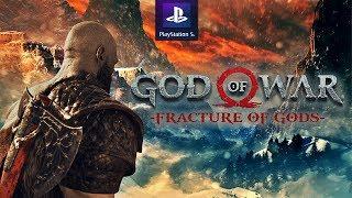 GOD OF WAR: Fracture Of Gods - Reveal Trailer   PS5 Concept