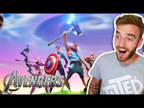 THANOS VS AVENGERS MÓD ve Fortnite!