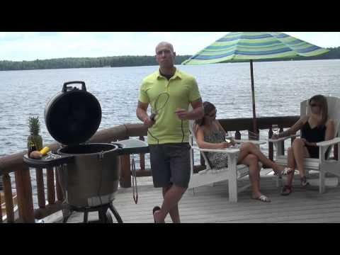 Grill Pro Electric Charcoal Starter Overview