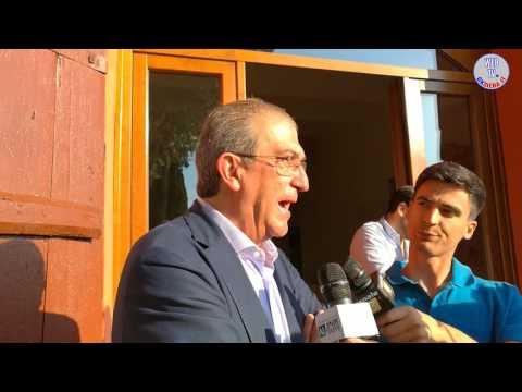 Conte Luigi Alberto Fumi e Dottor Massimo Macchi