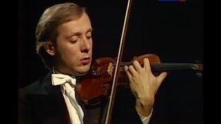 Andrei Korsakov plays Stravinsky Violin Concerto - video 1978