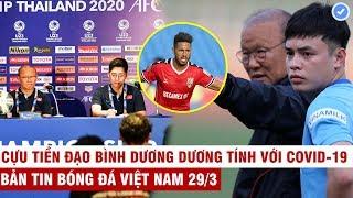 VN Sports 29/3   Thầy Park mất trợ lý đắc lực ở ĐTVN & lộ tính cách đặc biệt khiến ai cũng khâm phục