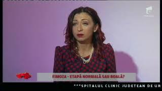 Fimoza, etapă normală sau boala? - Sănătate cu prioritate (Antena 1 Iași)