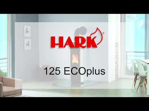 Kaminofen Hark 125 ECOplus