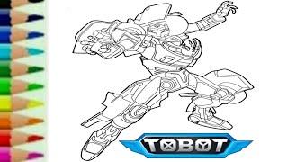How To Draw Tobot X Y Z ฟรวดโอออนไลน ดทวออนไลน คลป