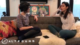 altTalk with Ashly Burch: the voice of Horizon Zero Dawn