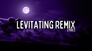 Dua Lipa & DaBaby - Levitating (Remix) (Lyrics)