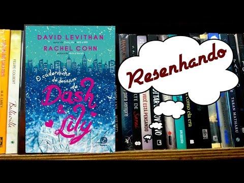 Resenha: O caderninho de desafios de Dash & Lily por David Levithan e Rachel Coin