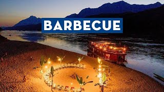 Lernidee: Barbecue on the Beach with Mekong River Cruises