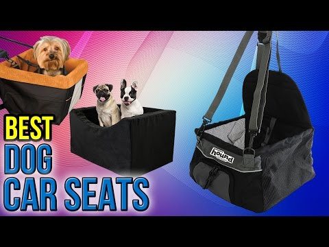 10 Best Dog Car Seats 2017