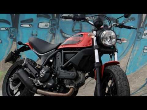 Ducati Scrambler 1100cc 2017