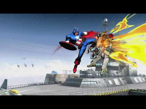Ultimate Marvel vs. Capcom 3 returns! | MTW