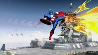videó Ultimate Marvel vs. Capcom 3