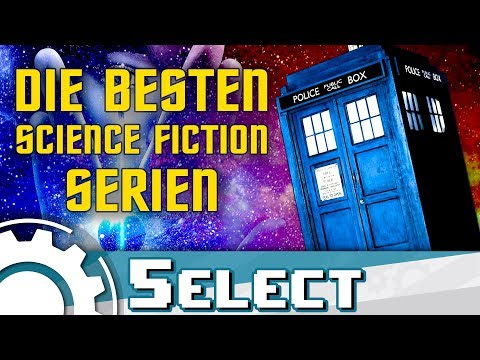 Star Trek, Doctor Who & Co - Die besten Science Fiction Serien