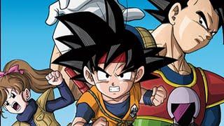 Goku Jr's Story | Dragon Ball Centuries | COMPLETE STORY (so far)