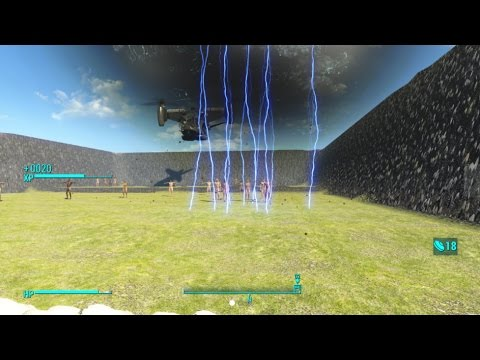 Zetan Weapon Pack:New Pistol, Rifle and Melee Weapons(Fallout 4