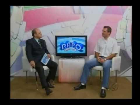 O Prof. Ricardo Felicio no Papo News  - Gente de Opinião