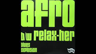 Blues Explosion – Afro & Relax-Her