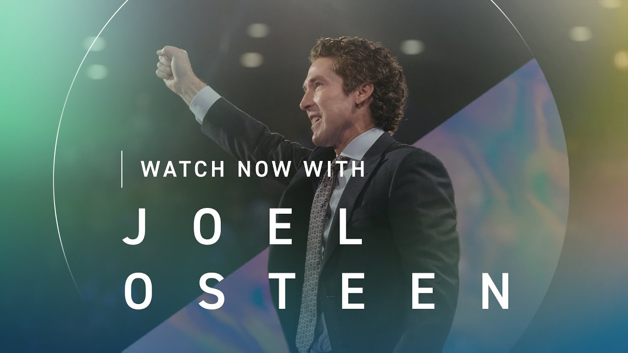 Joel Osteen Live Sunday Service 9th August 2020