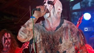 Video Sekhmet - DAATH Live Eternal Hate Festival in Nýrsko 19.07.2014