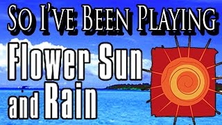 So I've Been Playing: FLOWER, SUN, AND RAIN [ Review DS ]