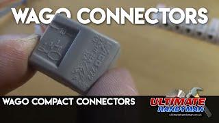wago compact connectors - Ultimate Handyman DIY tips