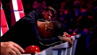 "Diogo Binnema - ""Frágil"" Jorge Palma - Prova Cega - The Voice Portugal - Season 2"