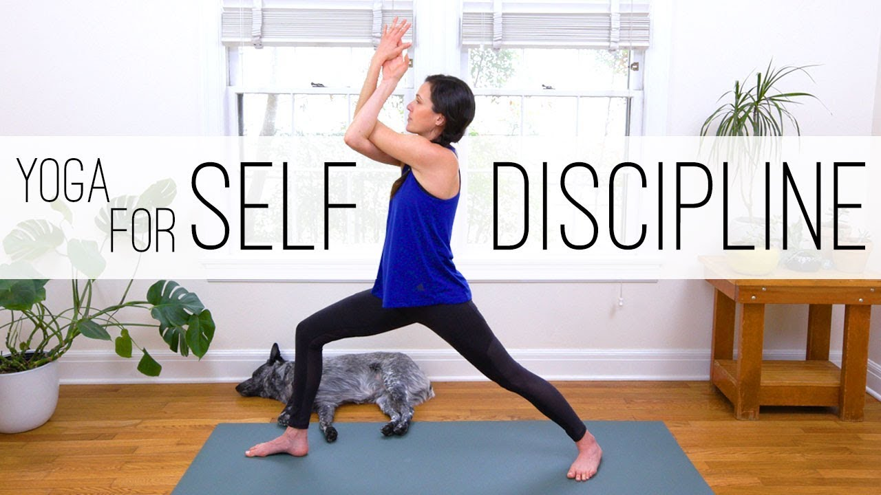 Yoga For Self Discipline