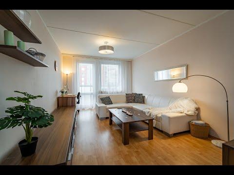Video z << Pronájem bytu 3+1, 71 m2, Praha >>