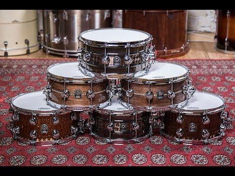 Natal Cafe Racer Snare Drums – Drummer's Review