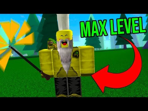 ROBLOX WIZARD SIMULATOR *I AM TEH BEST WIZARD*