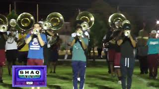 "BCU Wildcat Marching Band  ""Outstanding"""