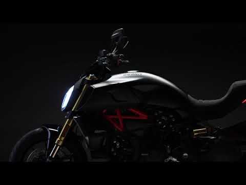 2022 Ducati Diavel 1260 S in Albuquerque, New Mexico - Video 2