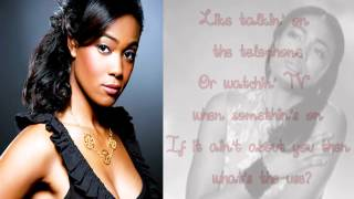 Tatyana Ali - Daydreamin (lyrics) 90's Throwback