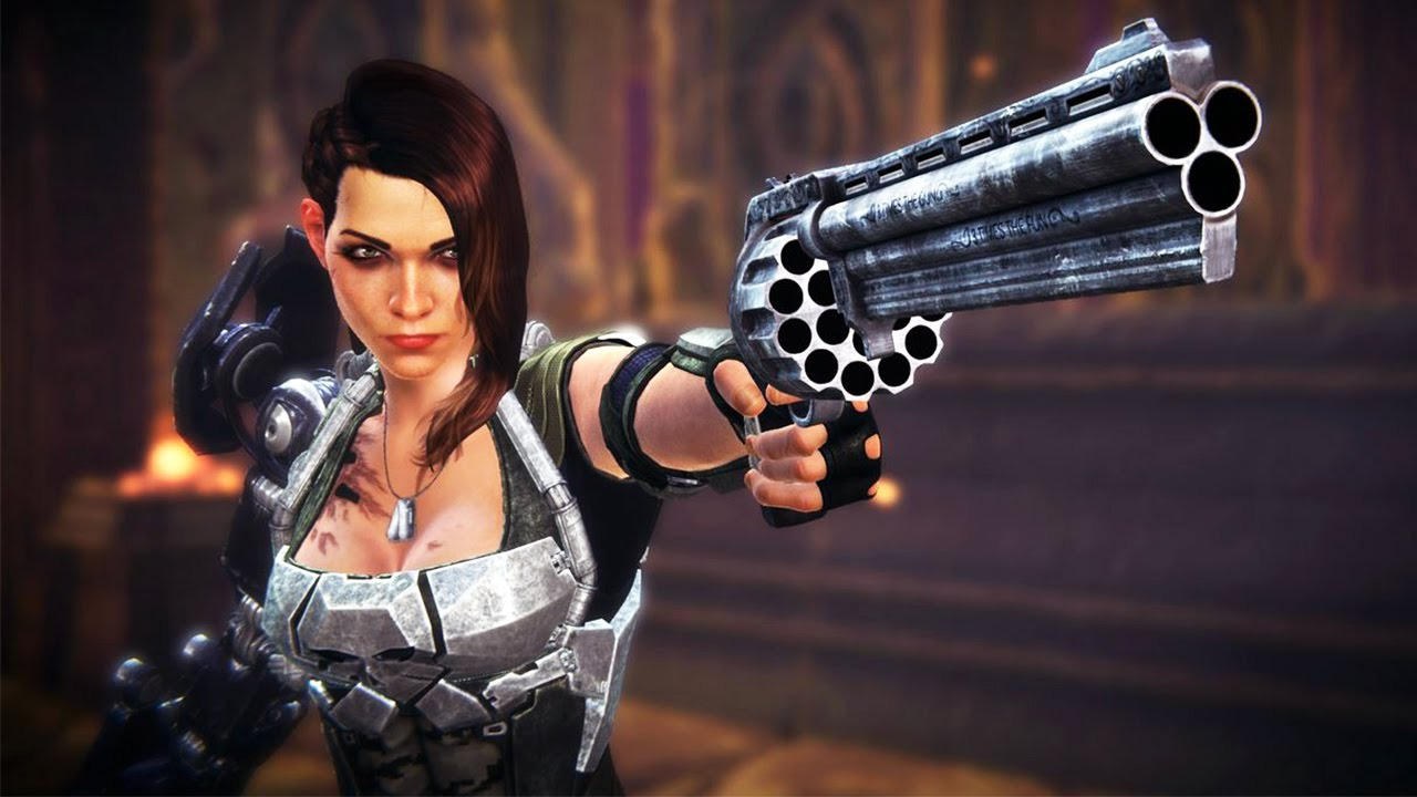 BOMBSHELL Gameplay Trailer #VideoJuegos #Consolas