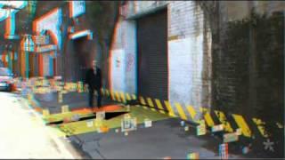 Keiichi Matsuda - Augmented City [in 3D]