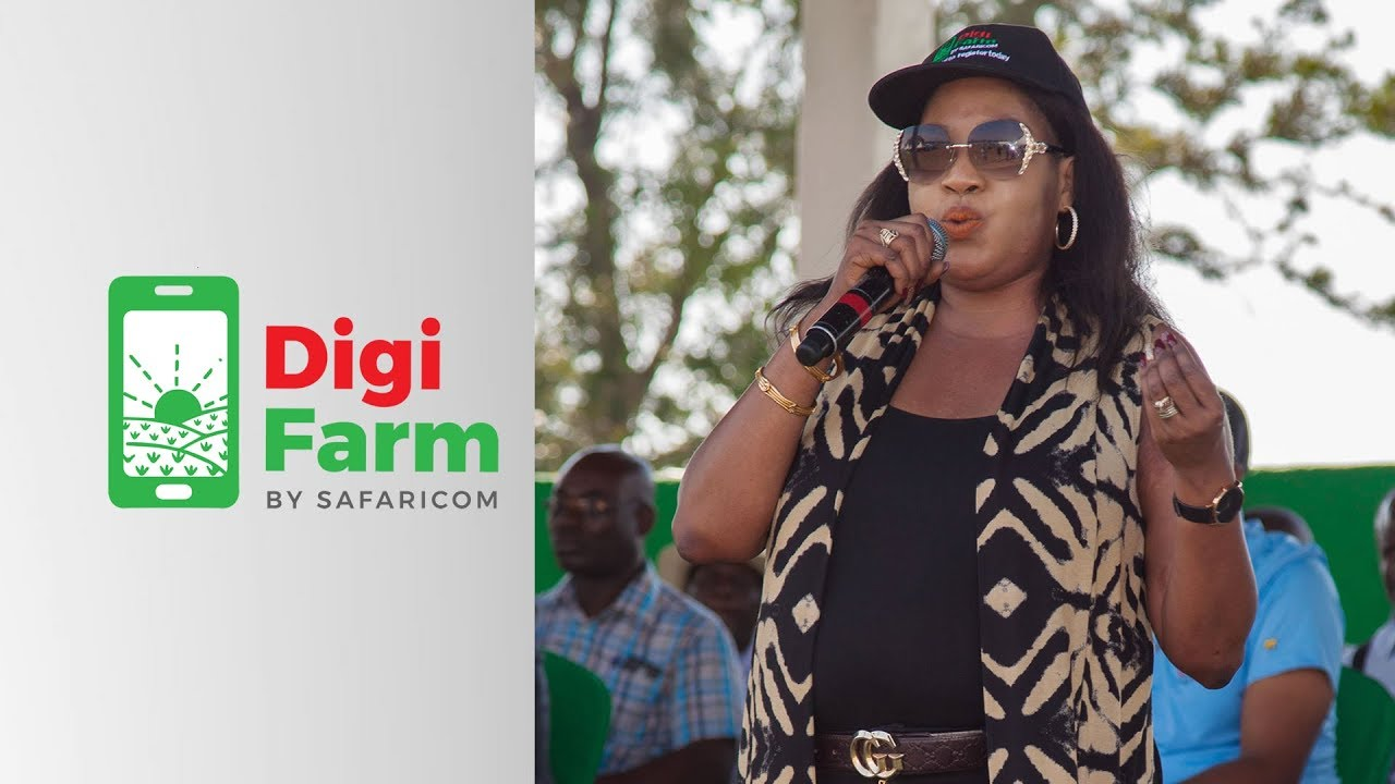 DigiFarm Homa Bay County Farmers Trade Fair – March 2019