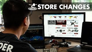 We've Changed Our Online Store! - Video Youtube
