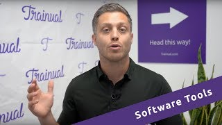 The Software Tools You Use