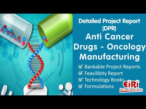 Project Report on Oncology Manufacturing