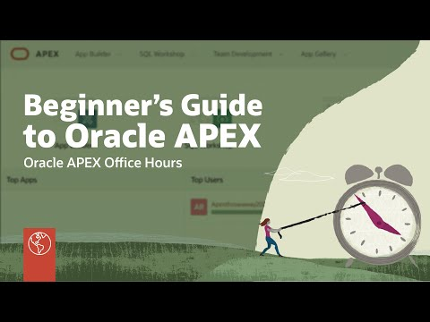 Beginner's Guide to Oracle APEX - YouTube