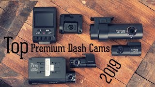 The Best Premium Dual Lens Dash Cams | Blackvue DR900S • Thinkware F800 • Street Guardian SG9663DC