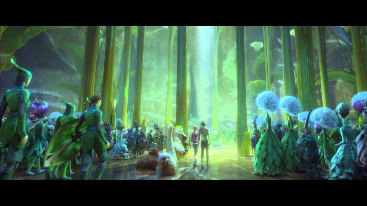 Trailer för Epic - Skogens hemliga rike
