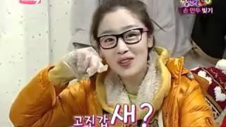 [eng] Snsd Sunny Hyomin Sunhwa Hyuna funny conversation (IY G7)