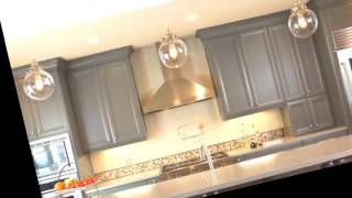 25+ Best Gray Kitchen Cabinets Color Ideas