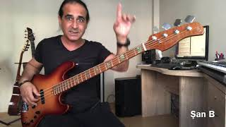 Yavuz Çetin | Yaşamak İstemem | Şarkı İnceleme | Bass Cover