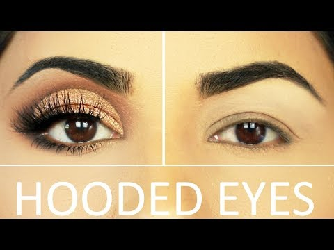 TRY THIS!! Easy trick for Hooded/Droopy Eyes | Build A Crease