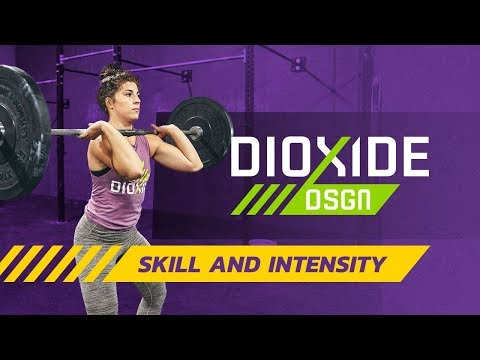 CrossFit Dioxide Tuesday August 27th